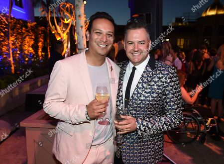 Editorial image of 2017 Performers Peer Group Celebration, Beverly Hills, USA - 21 Aug 2017