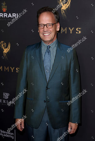 Dee Bradley Baker attends the Television Academy's 2017 Performers Peer Group Celebration of the 69th Emmy Awards at Montage Beverly Hills, in Beverly Hills, Calif