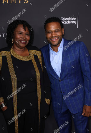 Editorial picture of 2017 Performers Peer Group Celebration - Arrivals, Beverly Hills, USA - 21 Aug 2017