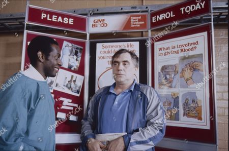 "Editorial photo of ""Coronation Street"" TV Series - 1991"