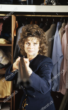 Stock Picture of Shirin Taylor (as Jackie Ingram)