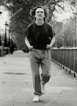 Marcus Berkmann Daily Mail Columnist Training For The London Marathon. Box 714 201111634 A.jpg.