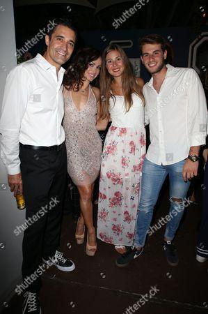 Karina Smirnoff, Gilles Marini, Guests