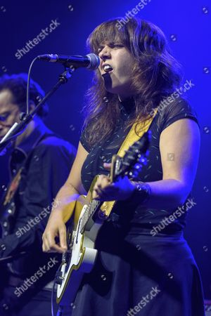 The canadian singer Lisa LeBlanc performs live at the BSF