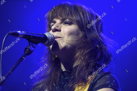 Stock Picture of The canadian singer Lisa LeBlanc performs live at the BSF