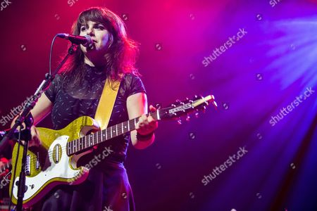 Stock Photo of The canadian singer Lisa LeBlanc performs live at the BSF