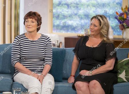 Clare Muldoon and Sally Jones