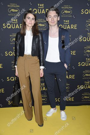 Editorial photo of 'The Square' film premiere, Stockholm, Sweden - 21 Aug 2017