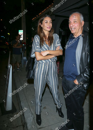 Editorial image of Celebrities at Craig's Restaurant, Beverly Hills, Los Angeles, USA - 21 Aug 2017