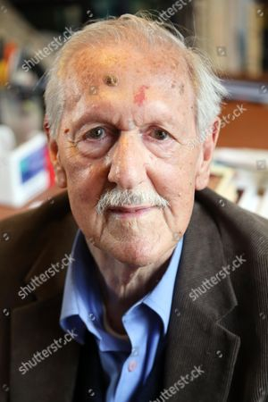 Stock Picture of Brian Aldiss