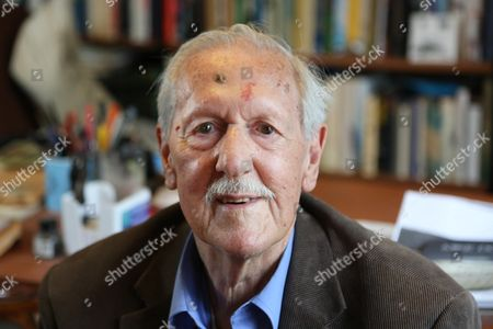 Stock Image of Brian Aldiss