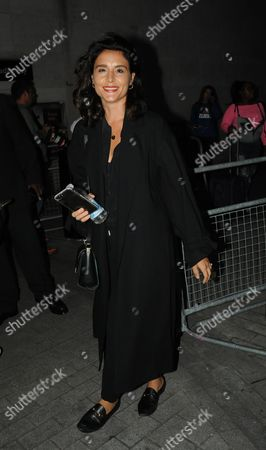 Jessie Ware  BBC Studios for the Live showing of The One Show- a Bruce Forsyth Special 21 Aug 2017