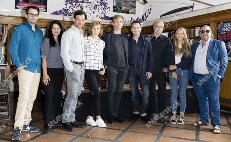 Nico Grein, Henriette Lippold, Torben Liebrecht, Franziska Weisz, Jan Braren, Sebastian Fitzek, Jochen Alexander Freydank, Lina Hüesker, Armin Rohde