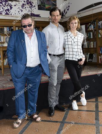 Armin Rohde, Torben Liebrecht, Franziska Weisz