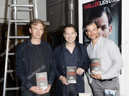 Jan Braren, Sebastian Fitzek, Torben Liebrecht