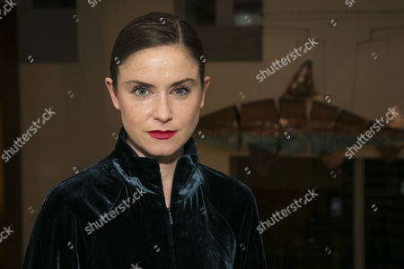 Stock Picture of Judith Roddy (Young Woman)