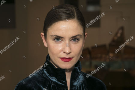 Stock Image of Judith Roddy (Young Woman)