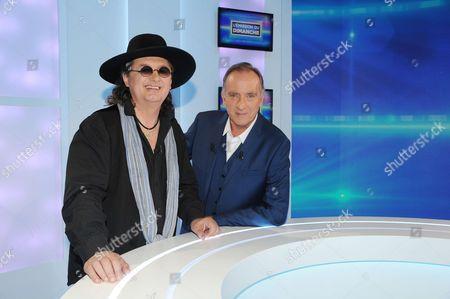 Marc Veyrat and Yves Lecoq
