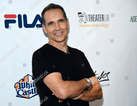 "Comic book artist Todd McFarlane poses at the ""Extraordinary: Stan Lee"" tribute event at the Saban Theatre, in Beverly Hills, Calif"