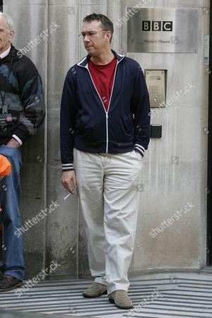 Editorial image of Celebrities at the studios of Radio 2, London, Britain - 08 Apr 2009