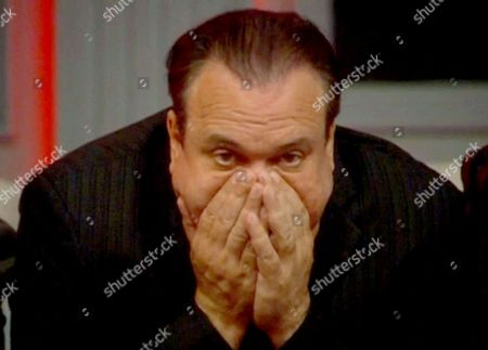 Shaun Williamson is evicted