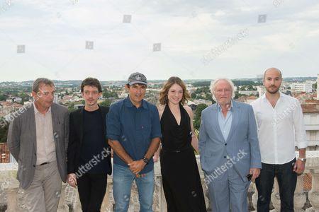 Pierre Lemaitre, Nahuel Perez Biscayart, Albert Dupontel Emilie Dequenne, Niels Arestrup, Kyan Khojandi