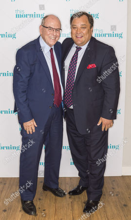 Robert Jobson and Arthur Edwards