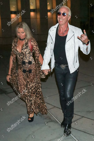 Stock Picture of Dee Snider, Suzette Snider