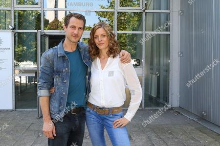 David Rott and Alma Leiberg
