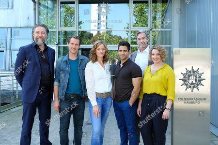Nicki of Tempelhoff, David Rott, Alma Leiberg, Daniel Rodic, Günter Barton, Victoria Fleer