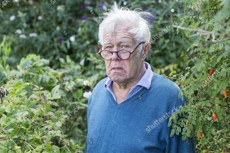 Editorial photo of Richard Ingrams photoshoot, Aldworth, Berkshire, UK - 10 Aug 2017