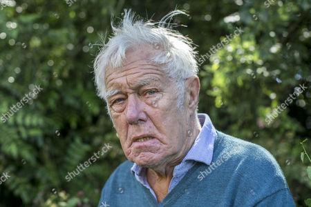 Editorial image of Richard Ingrams photoshoot, Aldworth, Berkshire, UK - 10 Aug 2017