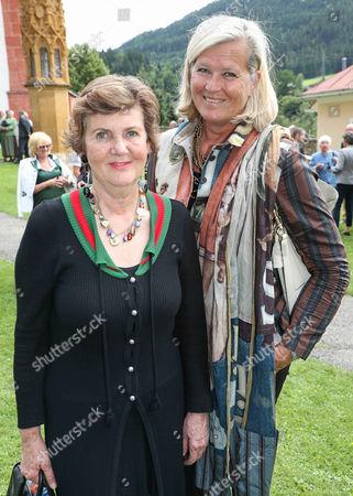 Helga Rabl-Stadler, Ursula Plassnik