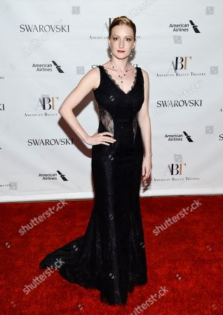 Dancer Gillian Murphy attends the American Ballet Theatre's 2017 Spring Gala at The Metropolitan Opera House, in New York