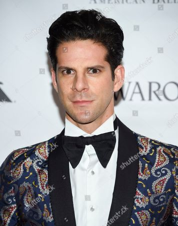 Brazilian dancer Marcelo Gomes attends the American Ballet Theatre's 2017 Spring Gala at The Metropolitan Opera House, in New York