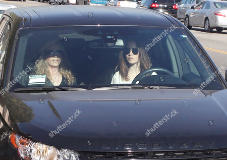 Stock Image of Lily Collins, Jill Tavelman