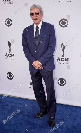 Bob Kingsley arrives at the 11th annual ACM Honors at Ryman Auditorium, in Nashville, Tenn