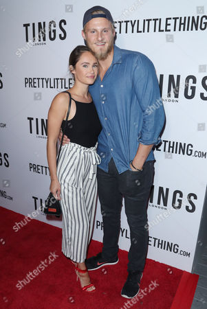Kristy Dawn Dinsmore and Alexander Ludwig