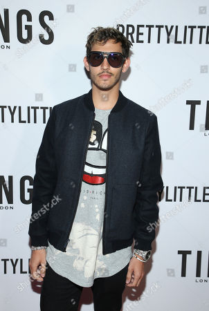 Nick Hissom attends Tings Magazine Launch Party, in Los Angeles