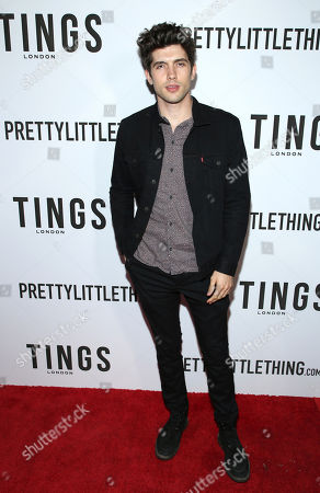 Carter Jenkins attends Tings Magazine Launch Party, in Los Angeles