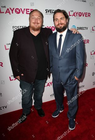 Editorial picture of 'The Layover' film premiere, Arrivals, Los Angeles, USA - 23 Aug 2017