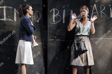 Editorial image of Presentation of Dirty Dancing, Bilbao, Spain - 24 Aug 2017