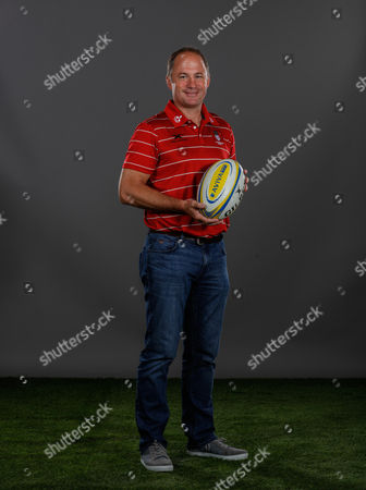 David Humphreys, Director of Rugby, Gloucester Rugby poses for a portrait during the Aviva Premiership Rugby 2017-2018 Season Launch at Twickenham Stadium on August 24, 2017 in London, England. (Photo by Phil Mingo/PPAUK for Aviva)