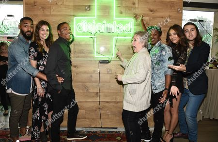 Editorial picture of Netflix 'Disjointed' Dispensary Activation and Premiere Screening with Reception, Los Angeles, USA - 24 Aug 2017