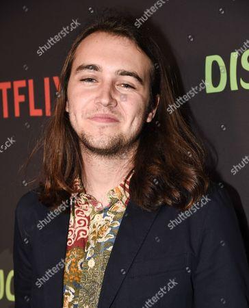 Actor Dougie Baldwin