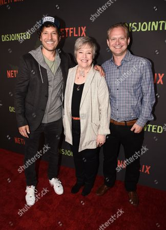 Editorial image of Netflix 'Disjointed' Dispensary Activation and Premiere Screening with Reception, Los Angeles, USA - 24 Aug 2017