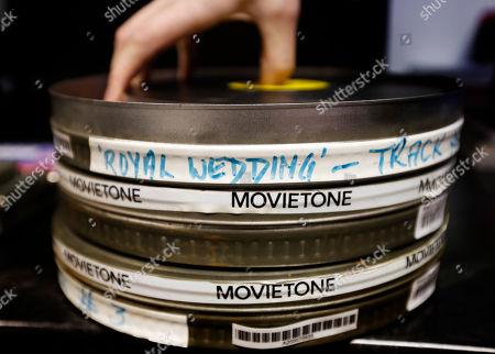 Editorial photo of Britain Royal Wedding Film, London, United Kingdom - 18 Aug 2017