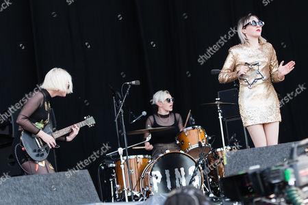 PINS - Faith Holgate, Sophie Galpin, Lois McDonald