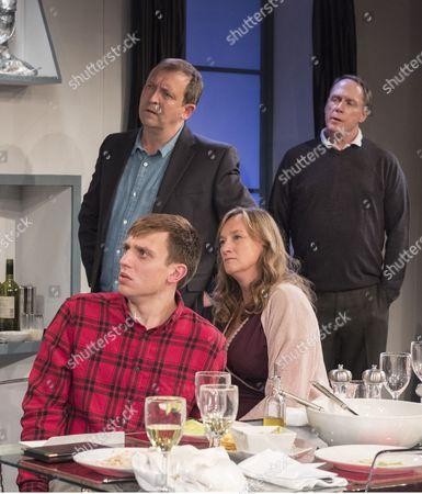 Alex Lowe as Bill,  David Leopold as Curtis, Lisa Stevenson as Tamara, Todd Boyce as Michael,