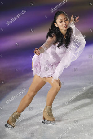 Editorial picture of Friends on Ice figure skating, Shinyokohama Skate Center, Kanagawa, Japan - 24 Aug 2017